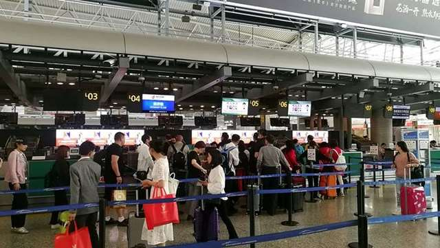 科领EVUS机场加急登记服务