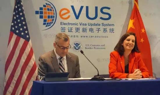 EVUS美国签证更新电子系统小知识